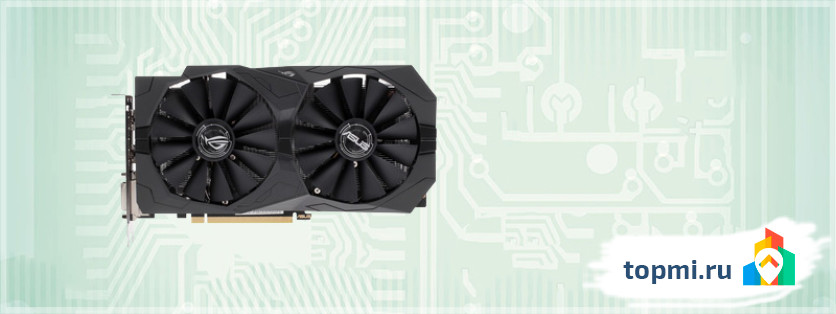 ASUS GeForce GTX 1050 Ti STRIX OC